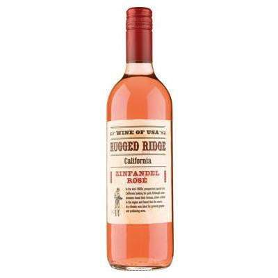 Rugged Ridge Zinfandel Rose