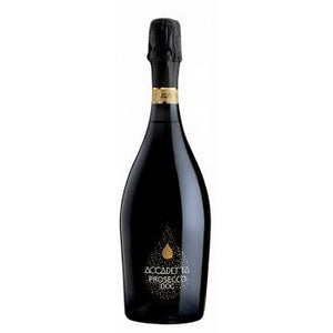 "Accademia Prosecco ""Black"" 75cl by Bottega"