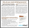 NITRIFYING BACTERIA - Aquarium Conditioner