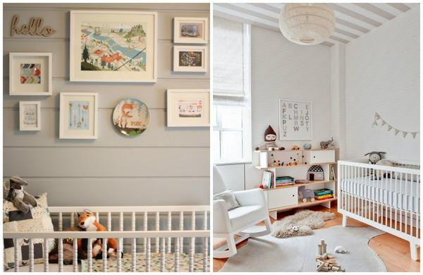 Blog tagged baby boy nursery ideas deco baby for Baby room decorating ideas uk