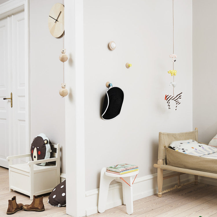 OYOY Wooden Bear Decoration / Mobile - Decoration - Deco Baby