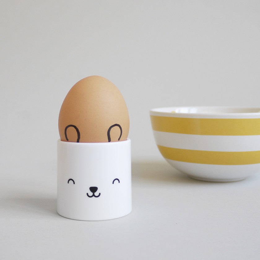 Buddy and Bear Egg Cup