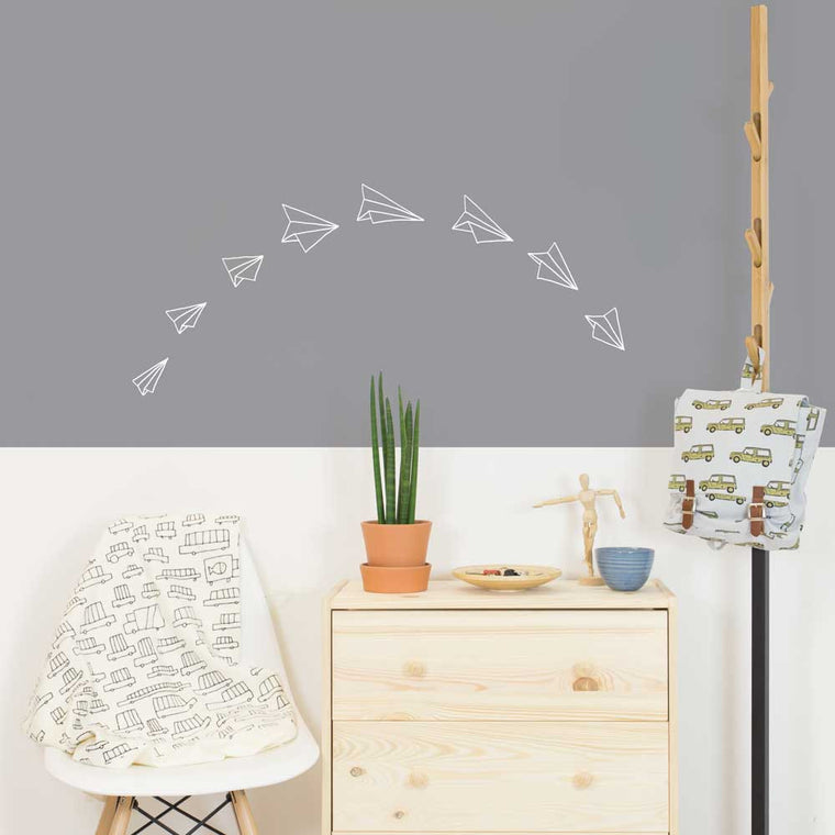 Chispum Planes Wall Sticker