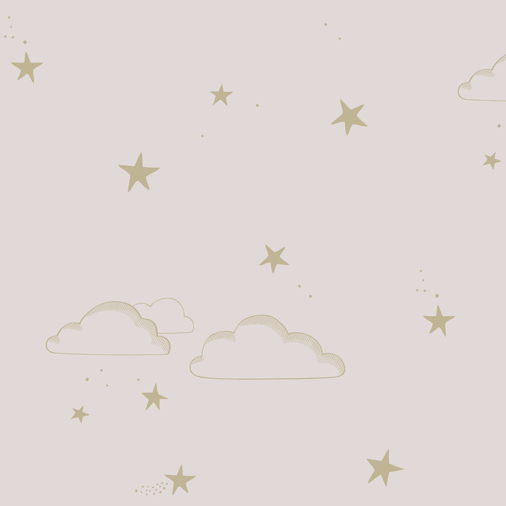 Hibou Home Starry Sky wallpaper - more colours