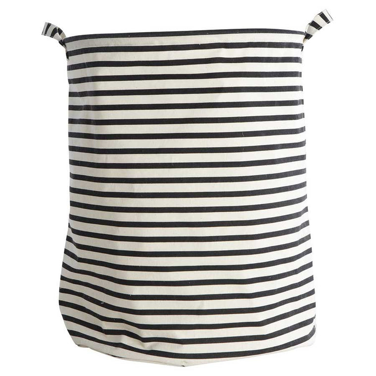 House Doctor Laundry bag - stripes