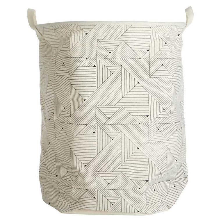 House Doctor Laundry bag - triangular