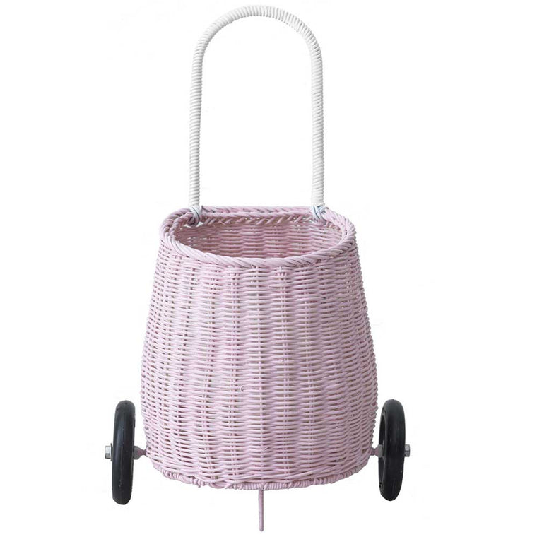 Olli Ella Luggy Basket - Pink