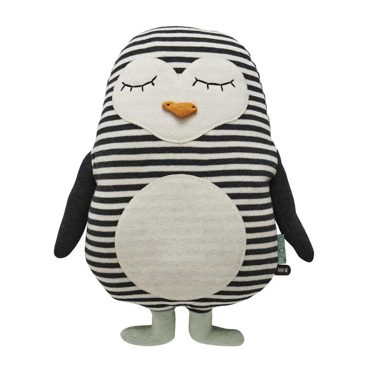 OYOY Penguin 'Pingo' cushion