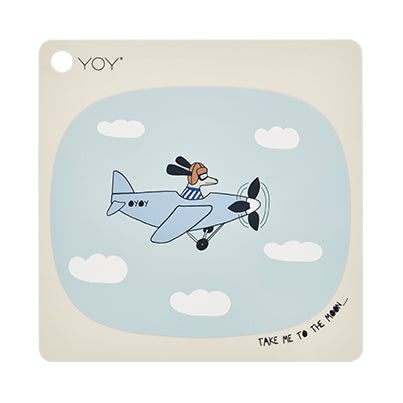 OYOY 'Take Me To The Moon' Placemat