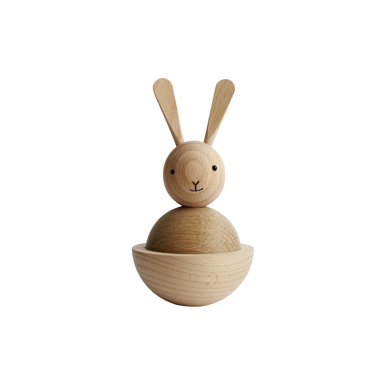 OYOY Wooden Rabbit Decoration / Mobile