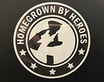 NEW HBH LOGO CAR WINDOW DECAL