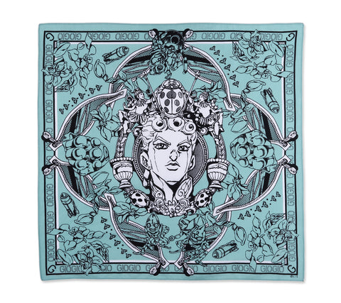 [JUMP SHOP EXCLUSIVE] JOJO's BIZARRE ADVENTURE BANDANA