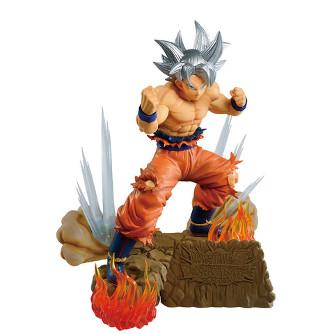 DRAGON BALL Z DOKKAN BATTLE 6TH ANNIVERSARY Ichiban-kuji Figure [LAST ONE] GOKU ULTRA INSTINCT