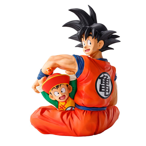 DRAGON BALL SUPER Figure Ichiban-kuji Warriors protect the earth [A] MASTERLISE Son Goku & Son Gohan