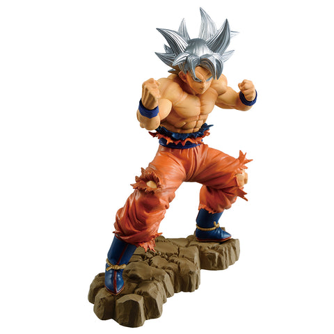DRAGON BALL Z DOKKAN BATTLE 6TH ANNIVERSARY Ichiban-kuji Figure [SP] GOKU ULTRA INSTINCT