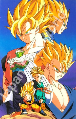 DRAGON BALL RAMI CARD 0394G-A