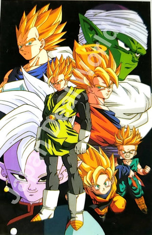 DRAGON BALL RAMI CARD 0394G-B