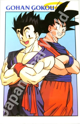 DRAGON BALL RAMI CARD 0394G-D