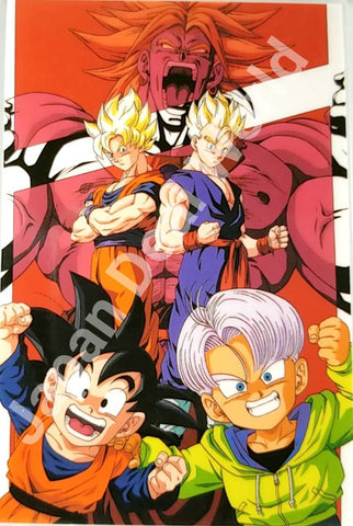 DRAGON BALL RAMI CARD 0394G-E