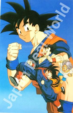 DRAGON BALL RAMI CARD 0794G-C