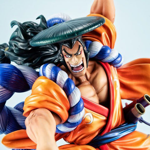 "[PRE-ORDER] Portrait.Of.Pirates ONE PIECE ""WARRIORS ALLIANCE"" Kozuki ODEN  +GIFT JDWORLD"