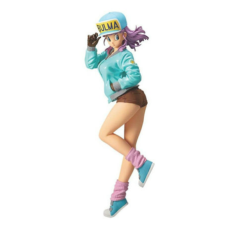 DRAGON BALL Figure GLITTER & GLAMOURS -BULMA-ll [B]