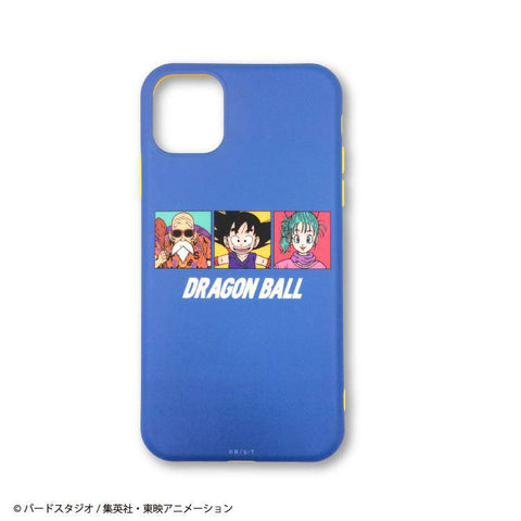 DRAGON BALL X 39 MART LIMITED COLLAB -iPhone CASE (XR.11)- [Blue]