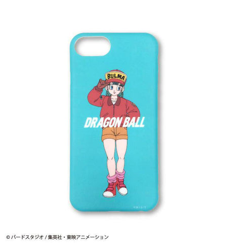 DRAGON BALL X 39 MART LIMITED COLLAB -iPhone CASE (6.6s.7.8.SE2)- [Blue]