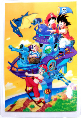 DRAGON BALL RAMI CARD 0391G A