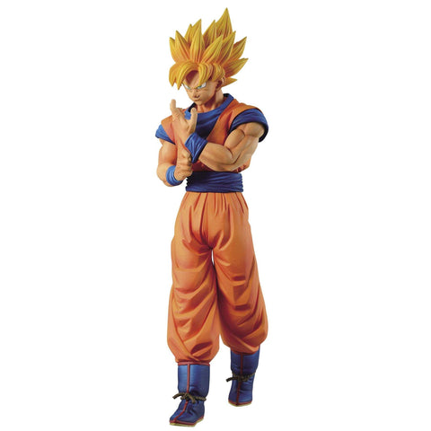 DRAGON BALL Z Figure SOLID EDGE WORKS- THE DEPARTURE Vol.1 [GOKU SSJ]