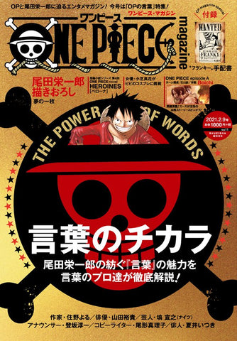 ONE PIECE Magazine Vol 11