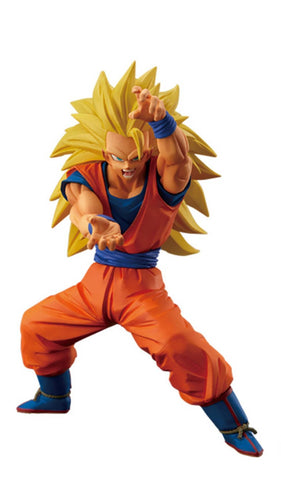 DRAGON BALL SUPER Figure SUPER SOLDIER RETSUDEN SON GOKU SSJ3