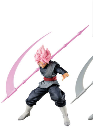DRAGON BALL Z Figure BWFC GOKU BLACK ROSE [A]