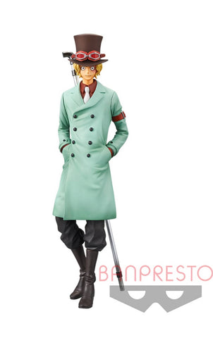 ONE PIECE FIGURE STAMPED DXF~THE GRANDLINE MEN~vol.7 -SABO-
