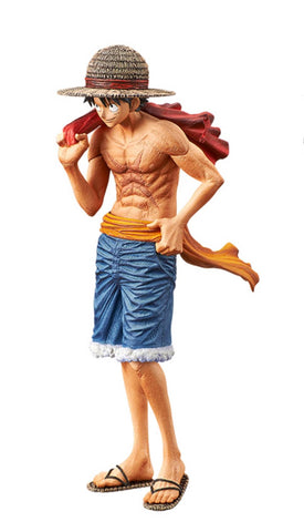 ONE PIECE Figure magazine vol.2 -LUFFY- [A]
