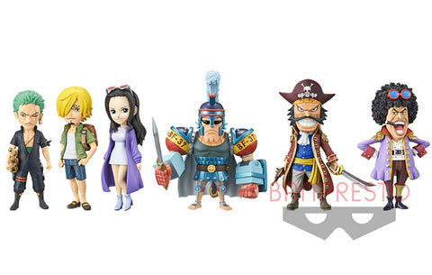 ONE PIECE STAMPEDE WCF VOL.2 FULL SET