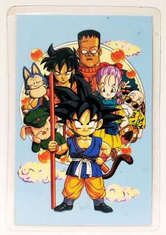 DRAGON BALL RAMI CARD 0396G-A**