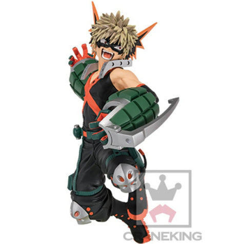 MY HERO ACADEMIA Figure THE AMAZING HEROES Vol.3 -KATSUKI BAKUGO-