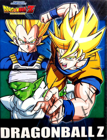 "DRAGON BALL Z ""TRADING COLLECTION"" CARD FILE"