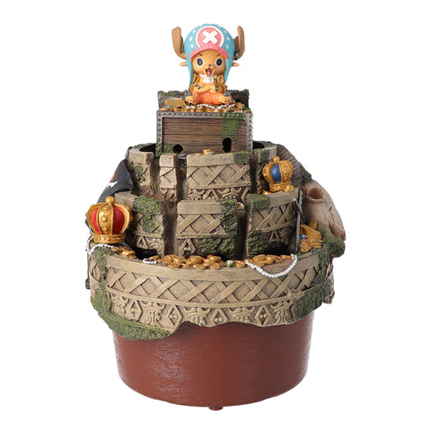 ONE PIECE Figure Water Garden Chopper and Treasure LIMITED