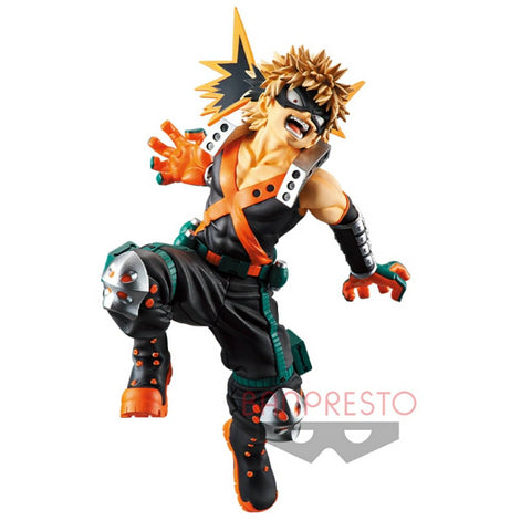 MY HERO ACADEMIA Figure KING OF ARTIST -KATSUKI BAKUGO-