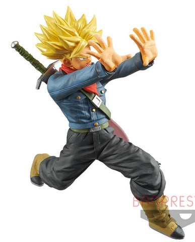 DRAGON BALL Figure TRUNKS SSJ GARLLIC HO!!
