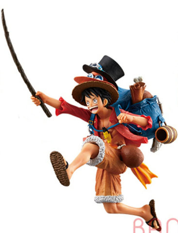 ONE PIECE Figure ONE PIECE MANIA PRODUCE [LUFFY]