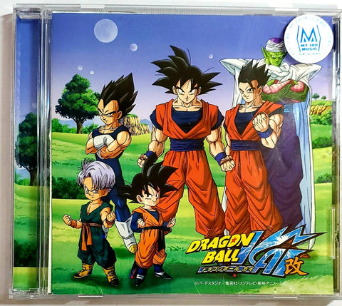 DRAGON BALL Z <CD> DRAGON BALL KAI -JUNJO-