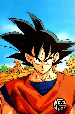 DRAGON BALL RAMI CARD 0691D