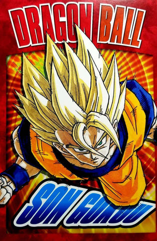 DRAGON BALL PORTRAIT CARD [SON GOKU]