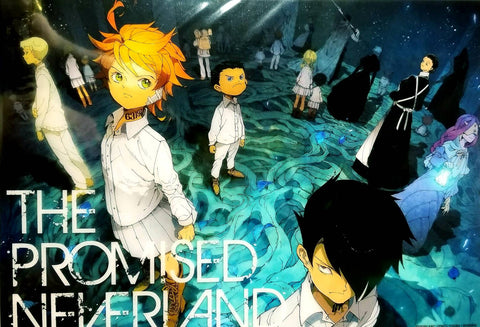 THE PROMISED NEVERLAND Shitajiki