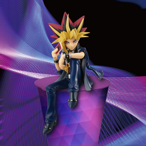 YU-GI-OH DUEL MONSTERS Figure Noodle Stopper Figure -Yami Yugi-