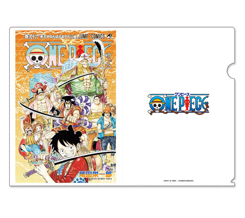 [JUMP EXCLUSIF] ONE PIECE JC CLEAR FILE [No. 96]