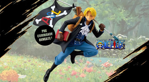 ONE PIECE FIGURE ONE PIECE MANIA - SABO -